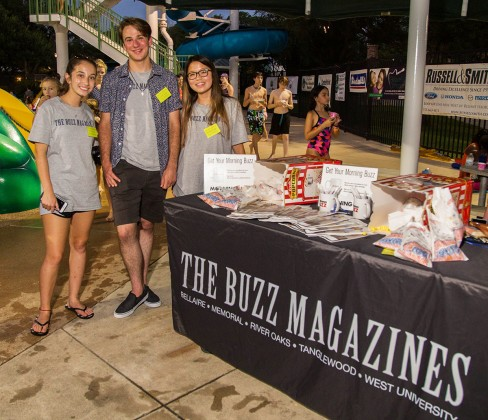 Buzz summer interns