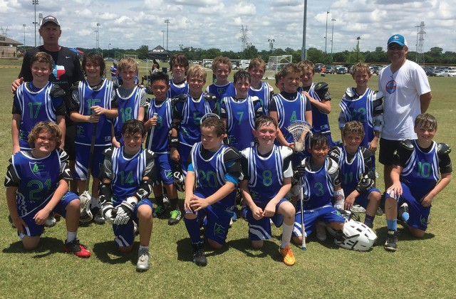 The LC Houston 2025/26 Coyotes