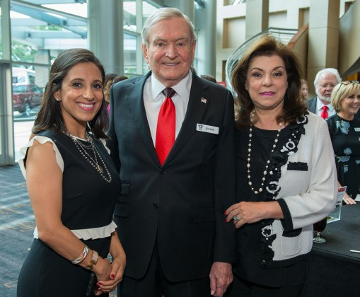 Rania Mankarious, Dave Ward, Laura Ward