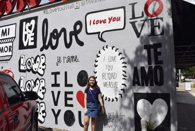 ILoveYou wall