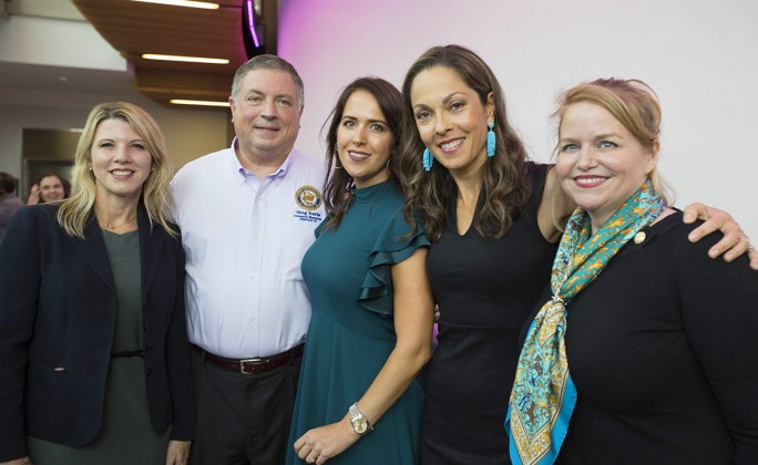 Allison Piper, Greg Travis, Cara Adams, Maria Sotolongo, Katie Mehnert