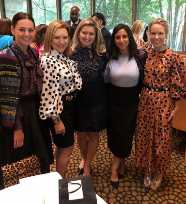 Women Who Shape Houston Luncheon