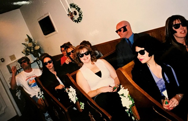 Graceland Chapel guests