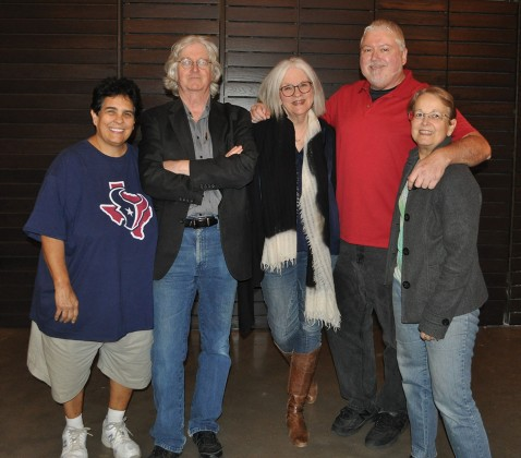 Barbara Reichlin, Sheri Teinert, Richard Gaudette, Robert Yoh, Judi Messina