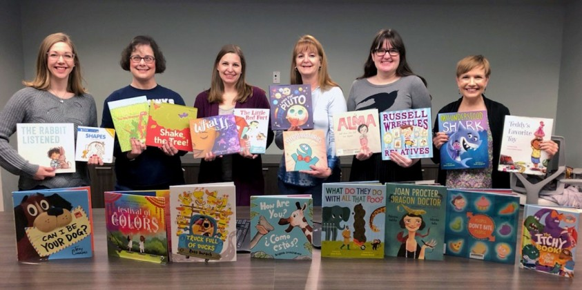 Texas Library Association's Children's Round Table