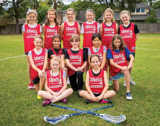 SBMSA Red Hot Chili Peppers lacrosse team