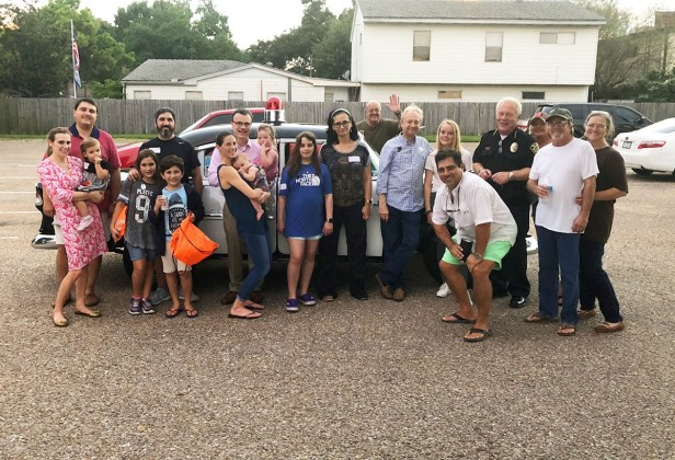 National Night Out in Bellaire 2018
