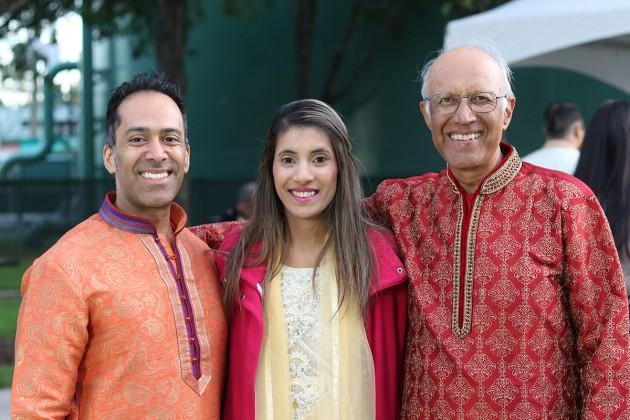 Amar Raval, Mala Sharma, Bharat Raval