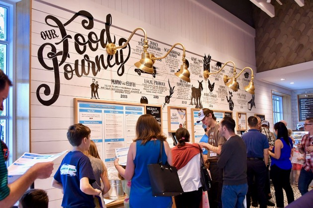 Mendocino Farms opening