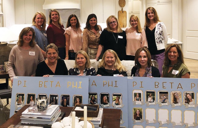 Houston Pi Beta Phi Mothers' Club