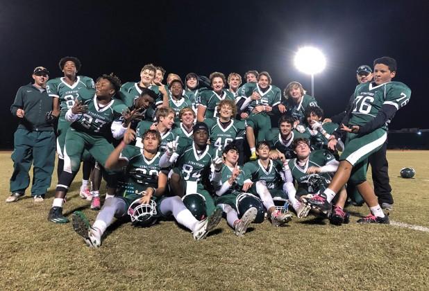 Stratford High School's Freshman Green Team