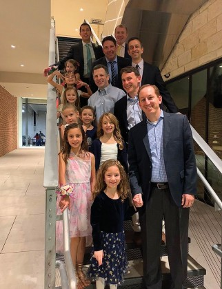 City of Bellaire's Daddy Daughter Dance