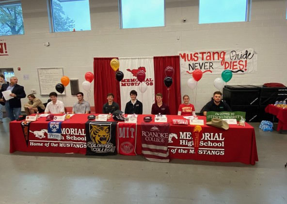 MHS Signing Day