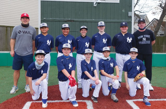 Bellaire Little League American League Yankees