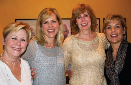Carol Brejot, Amy Williamson, Lori Bishop, Toni Harper