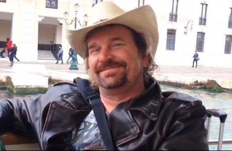 Bill Wiatrak in Venice