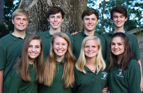 Scott Kennedy, Hunter Brast, Chris Hachtman, Chris Elston, Emily Gex, Ashton Bates, Haley Wilson, Annie Hodges