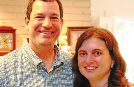 Elizabeth Smalling, Mike Shulak