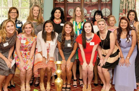 The Houston Alumnae Panhellenic Association and Foundation