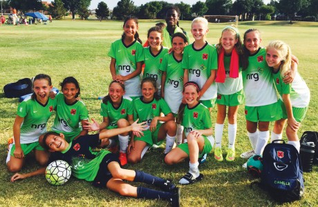 Houston Express 04G Navy soccer team