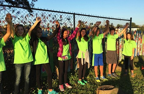 Evelyn's Park Teen Ambassadors