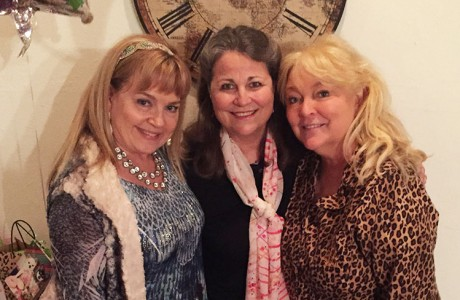 Kathy Dannemiller, Mary Reed and Vicki Friedman