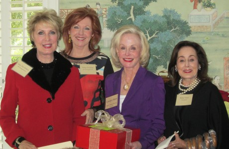 Mary Ann Wilkins, Nancy Strohmer, Carolyn Mann ​and Betty Tudor