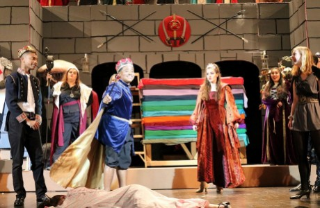 Lamar's Once Upon a Mattress
