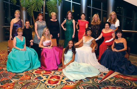 Women of Distinction honorees