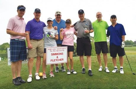 Thomas Sloan, Billy Miller, Shelly Schultz, Keith Harrison, Christine Dodson, Chris Reichert, Greg Dodson, Jeff Schultz