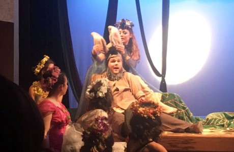 Duchesne's A Midsummer Night's Dream