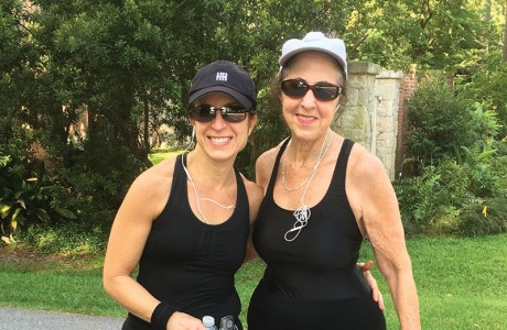 Shelly Levy, Anita Seline