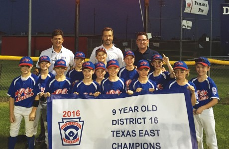 Post Oak Little League 9U All Stars