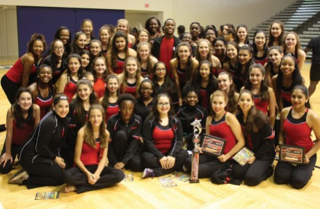 Bellaire High School Belles Dance Team