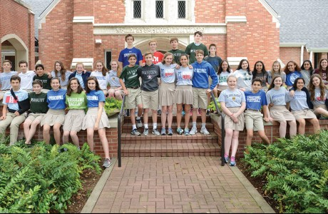 St. Mark's Episcopal School class of 2016