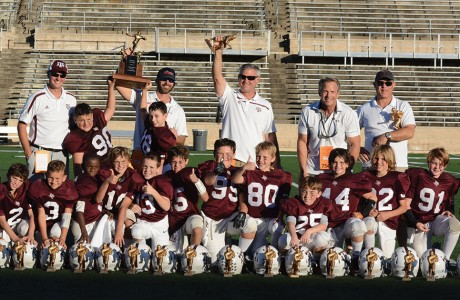 Spring Branch-Memorial Sports Association sophomore Aggies