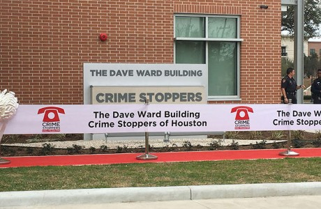 Crime Stoppers of Houston building