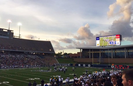 Rice football stadium