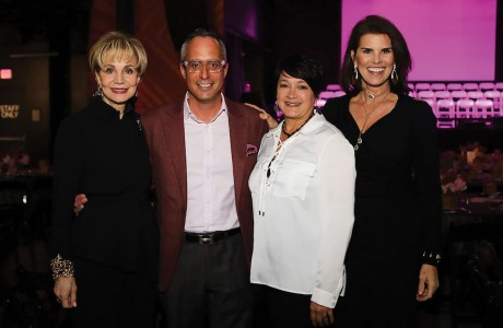 Leisa Holland-Nelson, Mark Sullivan, Sheri Suarez Foreman and Lisa Malosky