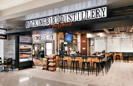 Mockingbird Distillery & Smokehouse