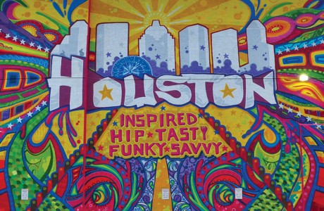 Greater Houston Convention & Visitors Bureau