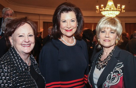 Deborah Dunkum, Betty Hrncir and Dorothy Nicholson