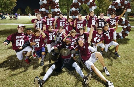 Southwest Football League's junior-division Aggies
