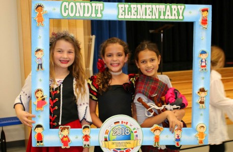 Condit's International Festival.