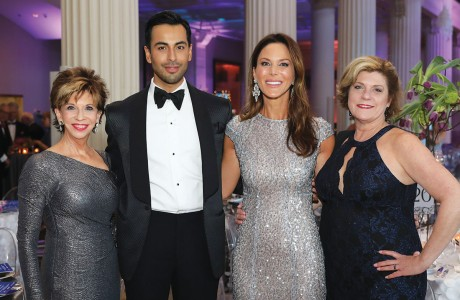 Vicki Rizzo, Krish Arora, Brenda Jones and Alexis Rogers