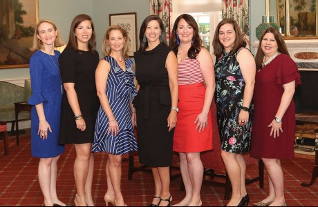 2018-19 Junior League of Houston executive committee