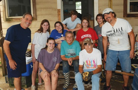 Chapelwood United Methodist Church volunteers