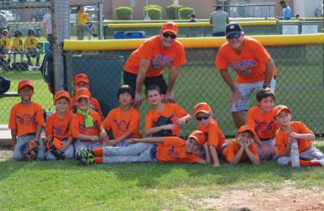 Gators baseball team