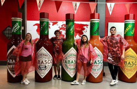 Tabasco tour