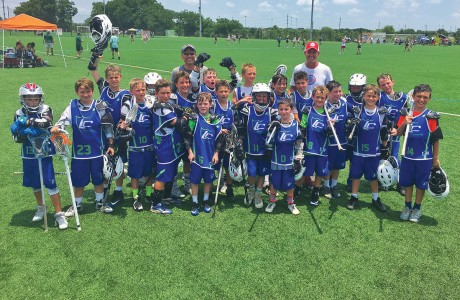 LC Houston 2026/2027 boys lacrosse team